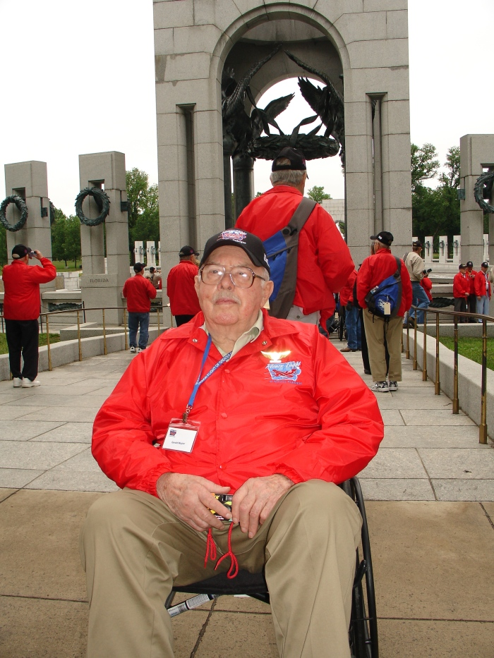Honor Flight 2010 009